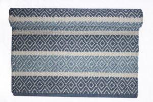 Blue rug Heaven 100% cotton