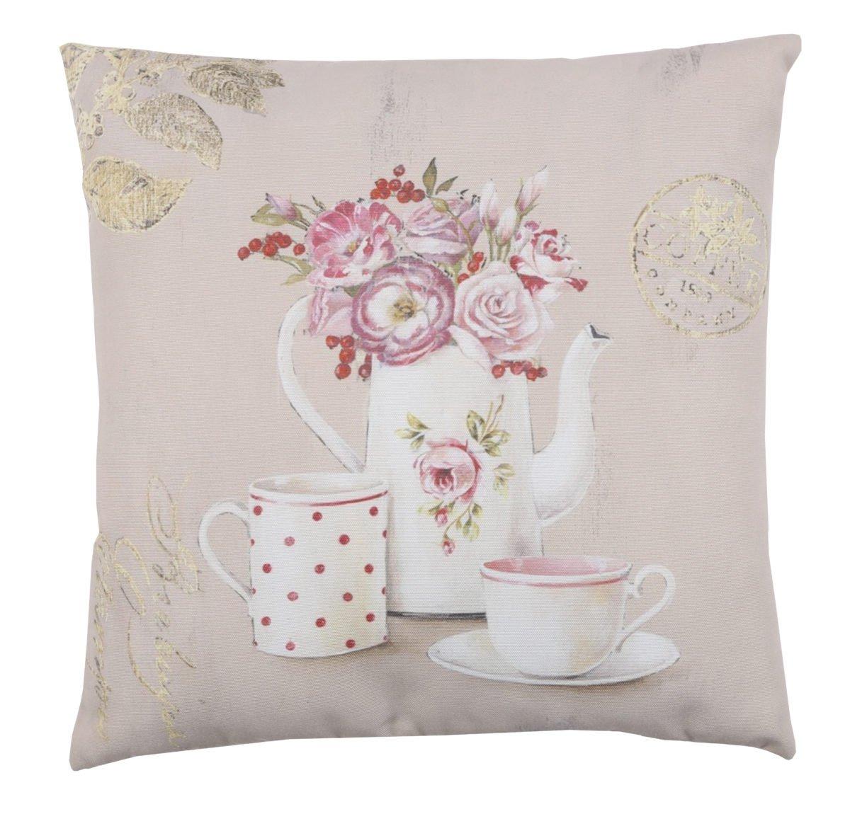 Cushion Tea time 45x45 cm