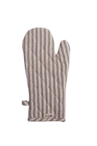 Glove blue stripe 18x33 cm
