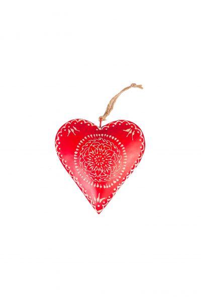 Metal heart L