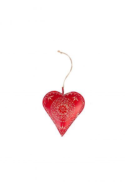 Metal heart S