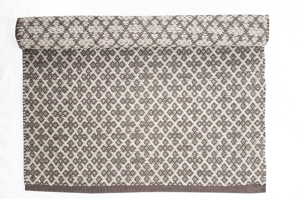 Natural rug Orient 100% cotton