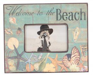 Photo frame Beach 28x23 cm