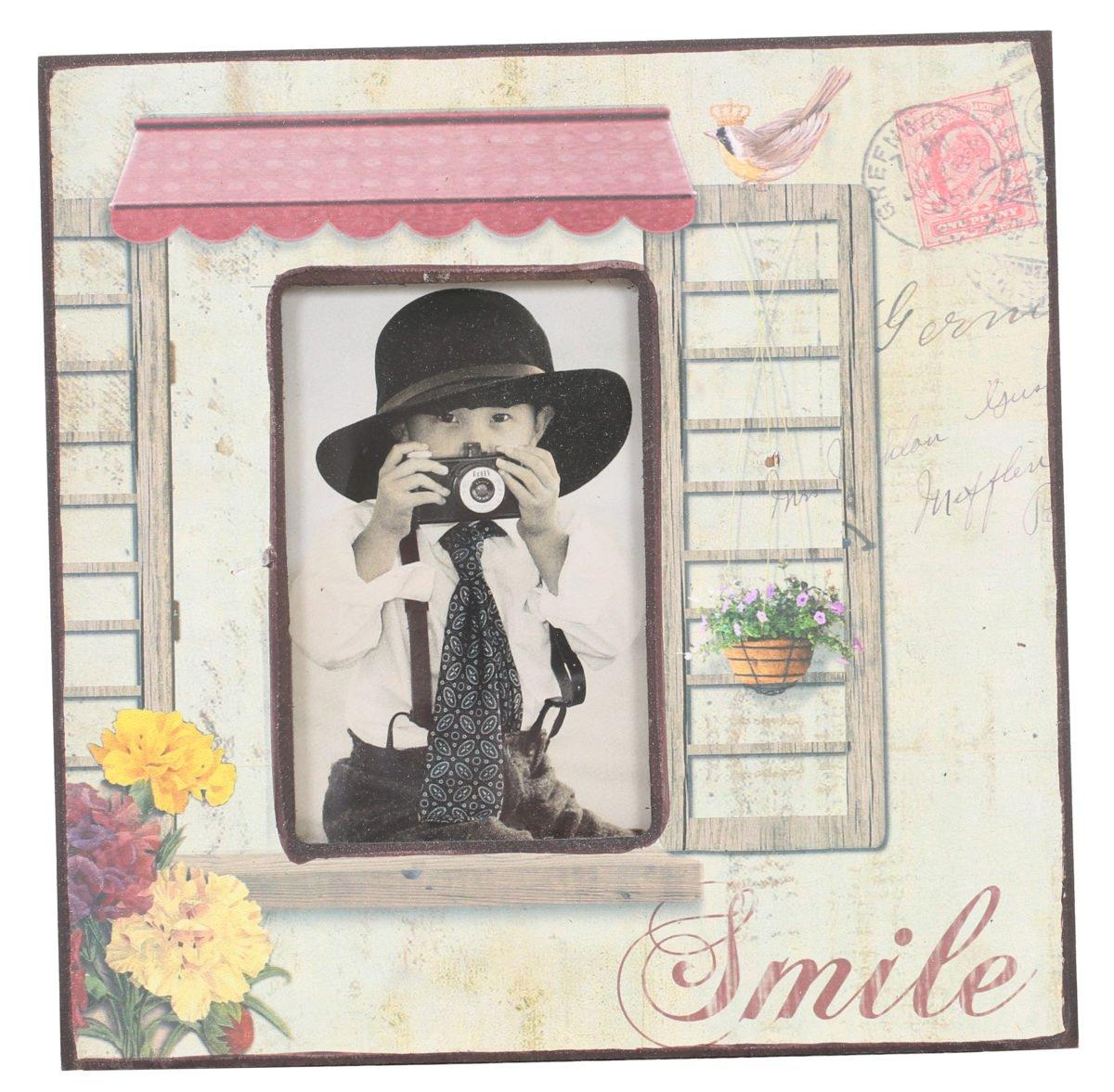 Photo frame Smile 25x25 cm