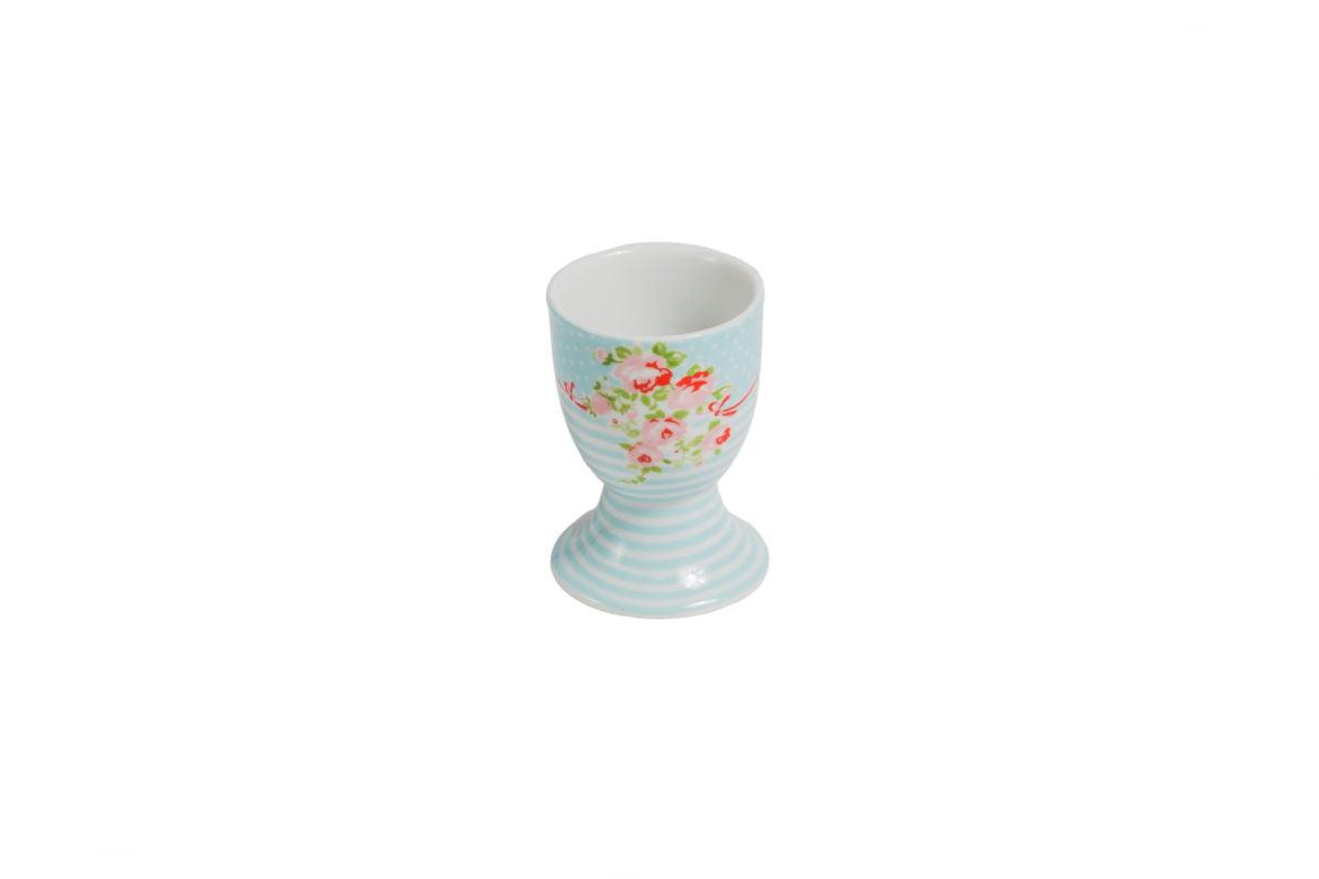 Porcelain egg holder Azalea Big rose