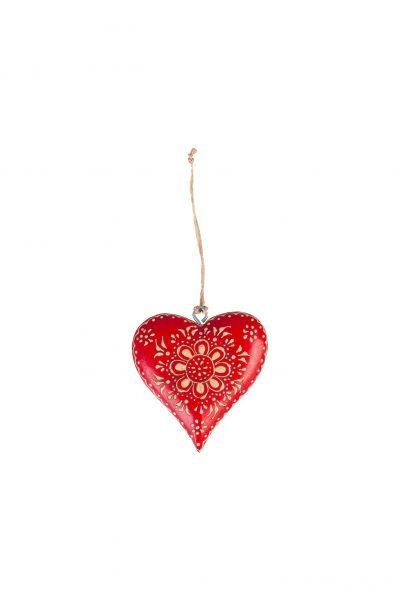 Wooden heart S