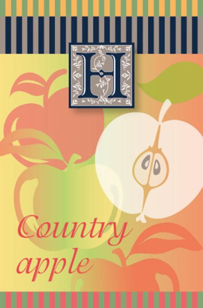 Country apple air freshener - Made in the U.K.