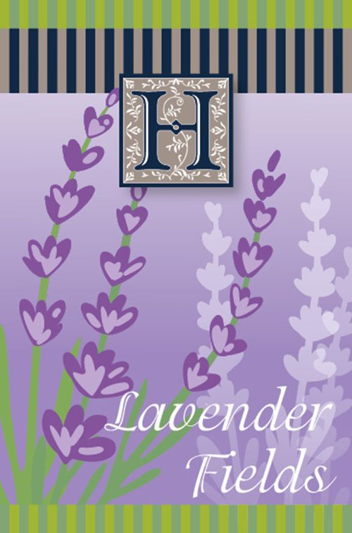 Lavender fields air freshener - Made in the U.K.