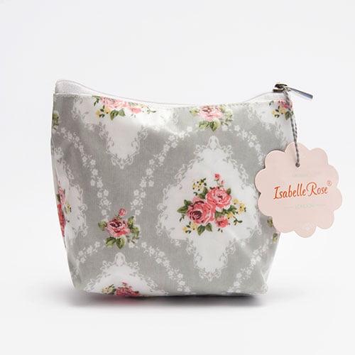 Midi make up bag Flowers