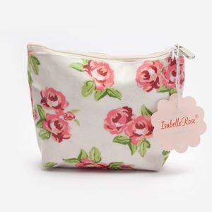 Midi make up bag Rose