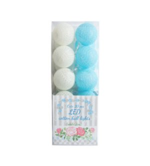 Cotton light balls