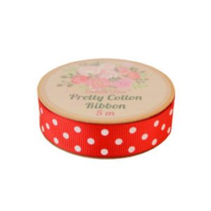 Cotton ribbons